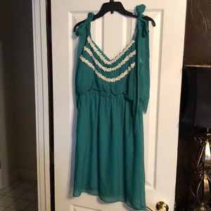 Dresses & Skirts - Green Sundress